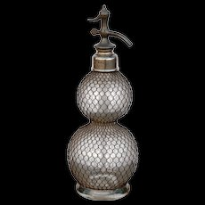 19thC. 'Seltzogene' Soda Siphons from France