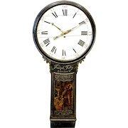 18th C.  English  'Act of Parliament' Clock