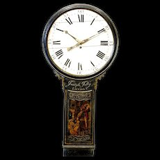 18th C.  English  'Act of Parliament' Clock
