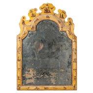 'Arte Povera'  18th C. Mirror from Venice, Italy