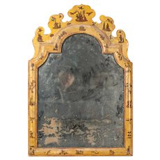 'Arte Povera'  18th C. Mirror from Venice, Italy
