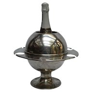 'Saturn Ring' Champagne Ice Bucket from France.