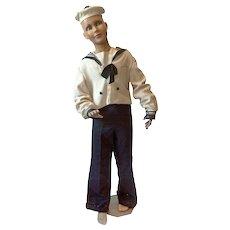'Sailor Boy' Vintage French Shop Mannequin