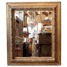 Large & Magnificent Victorian Bevelled Mirror from a Hunting Lodge in Scotland.