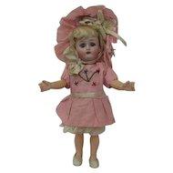 Adorable Cabinet Size Simon Halbig K Star R Doll Flapper Teen