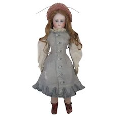 "Early Bru Child Fashion Doll Dates Prior to ""Smiler"" Bru Originating from Old Collection"