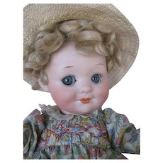 Charming Vintage AM Googly 323 Sweet Expression