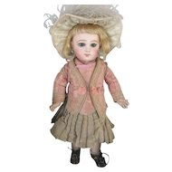 12 Inch Lovely French Incised Jumeau Bebe