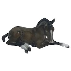 Early Highly collectible Rosenthal #826 Horse Foal porcelain figurine