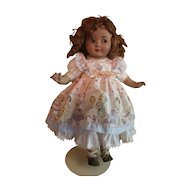 19 inch German celluloid doll