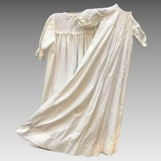 Two Vintage Child Children Baby Gowns Dresses