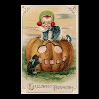 John Winsch Halloween Pumpkins Artist Jason Freixas Series 3939