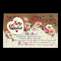Beautiful BB London Valentine Series 2806