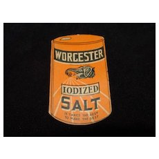 Worcester Salt Needle Book