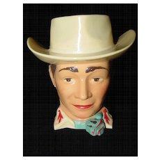Vintage Roy Rogers Mug - The King of The Cowboys