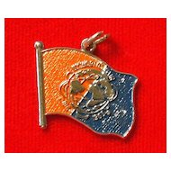 1964-65 Sterling Silver New York World's Fair Charm