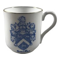 Miniature Shelley Smiths Parish Bermuda Tea Cup