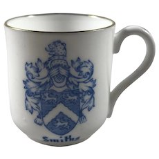 Miniature Shelley Smiths Parish Bermuda Tea Cup