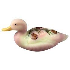Fenton Special Order Burmese Minnesota Seasons Duck