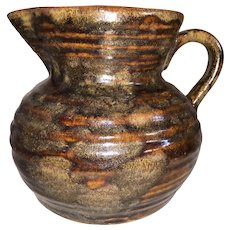 Fulper Pottery Colonial Ware Pitcher/Jug