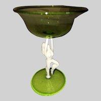 Bimini Art Glass Nude Stem