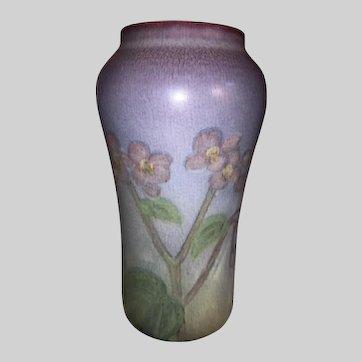 Rookwood Pottery Vase-Shiriyamadani-1940