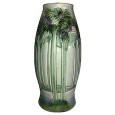 Roseville Pottery Vista Vase 133-12