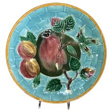 Wedgwood Majolica Fruit and Nut Plate