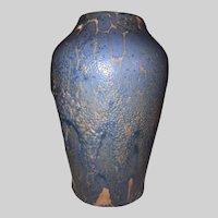 Hampshire Pottery Experimental Vase-Lava Glaze