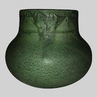 T J Wheatley Art Pottery Vase-c1906