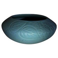 Van Briggle Pottery Low Bowl-Original
