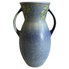 Roseville Pottery Windsor Handled Vase 554-10