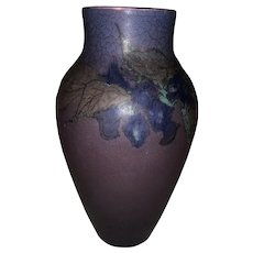 Rookwood Art Pottery Vase-Lincoln-1922