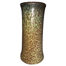 Weller Pottery Fruitone Cylindrical Art Pottery Vase-Pre 1920