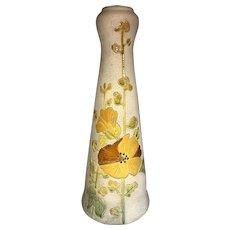 Roseville Pottery Rozane Woodland Vase-975-11