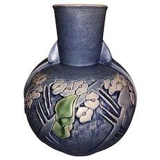 Roseville Pottery Clemana Vase 756-9