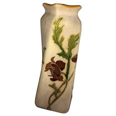 Roseville Pottery Vase-Fujiyama Vase-1905