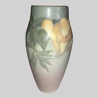 Rookwood Art Pottery Vase-Edward Diers-1904 Vellum
