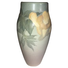 Rookwood Art Pottery Vase-Edward Diers-1904 Vellum