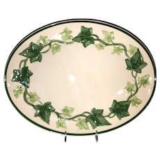 Gladding, McBean Franciscan Ivy Platter