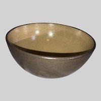 Saturday Evening Girls Art Pottery Bowl-Sara Galner