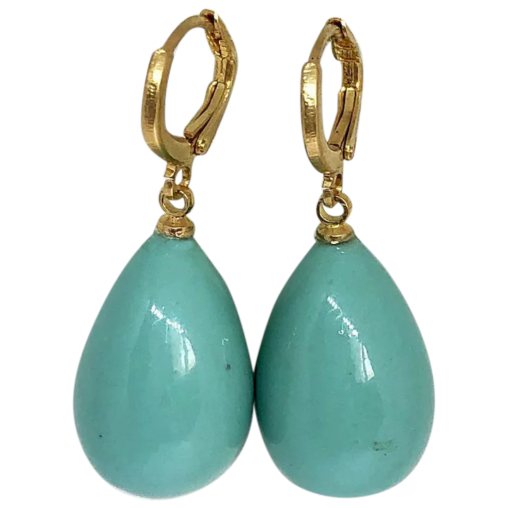 Stand Out Designs Jewelry : Stand out tassel earrings teal privityboutique