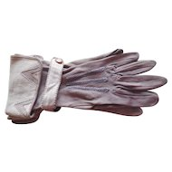 Vintage 1940's Art Deco Gloves