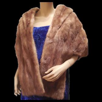 1930/1940 Designer Mink Stole