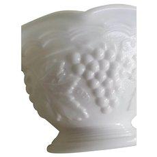 Vintage Indiana Milk Glass Bowl