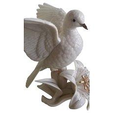 Vintage Lenox Porcelain Dove