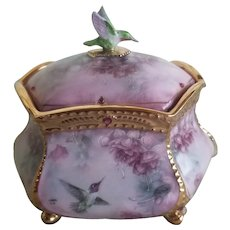 Lena Liu Porcelain Garden Dancer Music Box