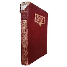 Jane Austen Sense and Sensibility 1912 Illustrated Leather Bound Gilt Title Spine