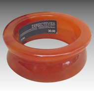 MONET DIRECTIVES- bold bangle bracelet