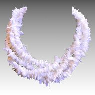 KENNETH LANE- signed Runway  necklace